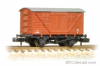 FARISH 373-741A 10 Ton BR Meat Van BR Early Bauxite  *LAST FEW*
